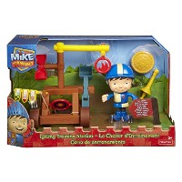 【Fisher-Price Mike The Knight Rolling Training Station おもちゃ [並行輸入品]】 b00fbw9ecm