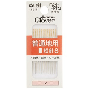 Clover 絆 きずな 普通地用短針8 R8 12本入り 18-018