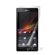Acase Xperia Z フィルム スクリーンプロテクター for Xperia Z SO-02E アンチグレア タイプ ( 保護フィルム 3枚入り )