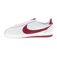 NIKE FA17 CLASSIC CORTEZ LEATHER SE 861535-103 SAIL/GYM RED ナイキ クラシック コルテッツ レザー SE セイル/ジムレッド(27.5)