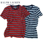 Ralph Lauren Classic Fit Men's Border T-shirts USラルフローレン メンズ ボーダーTシャツ