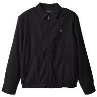 (ポロ・ラルフローレン)Polo Ralph Lauren 並行輸入 Blouson Bi-Swing Microfiber Windbreaker 7227659 RL Black XL
