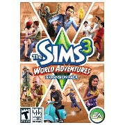 The Sims 3: World Adventures Expansion Pack (輸入版)