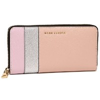 マークジェイコブス 財布 MARC JACOBS M0012045 661 15 SAFFIANO COLORBLOCKED SLGS STANDARD CONTINENTAL WALLET 長財布...