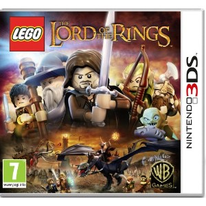 3ds lego lord of the rings (eu)