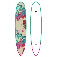 ROXY(ロキシー)サーフボード ロングボード RXLGB FLORAL COLOR 9.0 2+1FIN