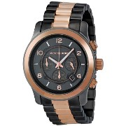 マイケルコース 腕時計 Michael Kors Watches Runway (Gunmetal and Rose Gold)