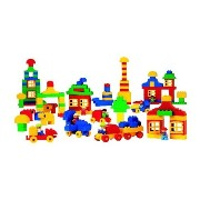 LEGO Education DUPLO レゴ デュプロ タウンセット Town Set 779230 (224 Pieces)