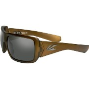 Kaenon Trade ケーノン メンズ サングラス Men's Trade Polarized Sunglasses,Brown Olive Frame/Grey Lens,One Size