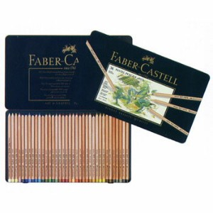 Faber-Castell ピットパステル鉛筆 36色セット