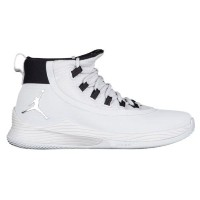(取寄)ジョーダン メンズ ウルトラ フライ 2 Jordan Men's Ultra.Fly 2 Pure Platinum Metallic Silver White