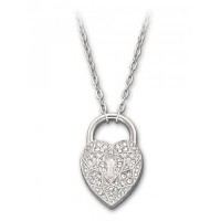 Surely Necklace Heart