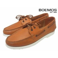 BOEMOS/ボエモス 3048 ARANCIO (RED BROWN) Made in Italy イタリア製