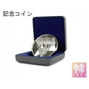 【K-POP グッズ・送料無料】 BIGBANG/記念コイン/Commemorative Coin/ALIVE GALAXY TOUR:THE FINAL(10007365)