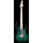 SCHECTER NV-DX-24-AS GRSBシェクター エレキギター ストラトタイプ HSHNV DELUXE SERIES ギグバッグ付属