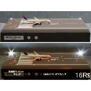Roteiro空港模型【滑走路】(1/500スケール)DeltaGroove R2-16RS・34RS・34LS・32LS