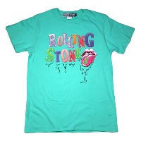 The Rolling Stones / Lollipop Tee (Mint)
