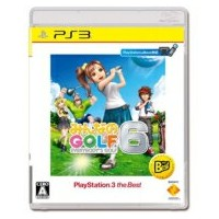 PS3ソフト(Playstation3) / みんなのGOLF 6 PlayStation3 the Best 【GAME】