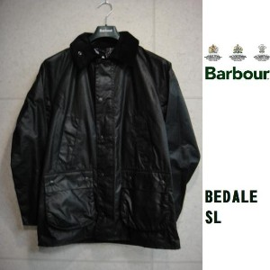Barbour☆BEDALE SL JACKET(BLACK)ビデイルSL(バブアー)BEDAIL