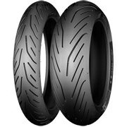MICHELIN Pilot Power3 180/55ZR17 73W TL Rear