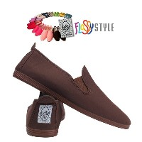 【 FLOSSY 】☆ FLOSSY STYLE ☆ Brown ヨーロッパで今大ブレイク FLOSSY SHOES ! カラー バリエーション豊富 ( 種類: スニ...