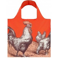 LOQI エコバッグFARM Rooster FA.RO