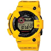 [カシオ]Casio 腕時計 G-SHOCK 30th Anniversary Lightning Yellow Series FROGMAN ソーラーウォッチ 【数量限定】 GF-8230E-9JR メンズ