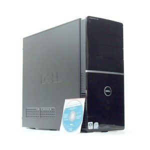 DELL Vostro 420 Core2Quad Q8200 2.33GHz 4GB 160GB アナログRGB出力 DVD-ROM WindowsXPPro32bit(Vistaダウングレード)...