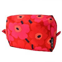 (マリメッコ) MARIMEKKO VERSO MINI UNIKKO COSMETIC BAG ポーチ #042447 301 並行輸入品