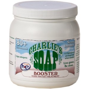 Charlie's Soap, Soap Booster & Water Softener, 2.64 lb by Charlie's Soap