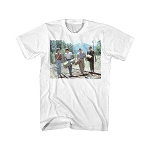 Stand By Me ムービーTシャツ スタンド・バイ・ミー In A Line S