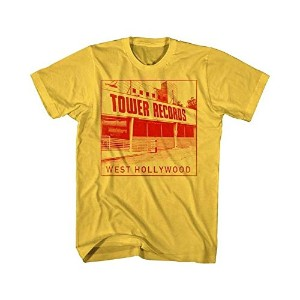 Tower Records Tシャツ タワー・レコーズ West Hollywood M