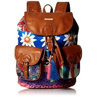 Desigual Across Dakar Happy Bazar Cross Body Bag  Borgona Claro  One Size