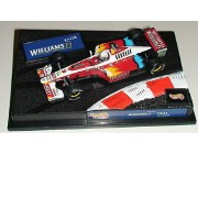 HotWheels 1/43 24524 WILLIAMS FW21 F-1 Alessandro Zanardi