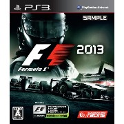 F1 2013 PS3 【PS3】【ソフト】【中古】【中古ゲーム】