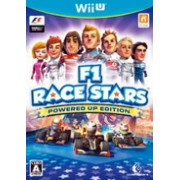 F1 RACE STARS POWERED UP EDITION Wii U 【Wii U】【ソフト】【中古】【中古ゲーム】