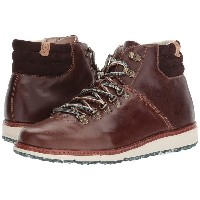 ジャンブー メンズ ブーツ&レインブーツ シューズ Rushmore Water-Resistant Brown Full Grain Leather/Kid Suede