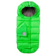 7A.M. ENFANT BLANKET 212 evolution ベビーカーフットマフ Neon Green