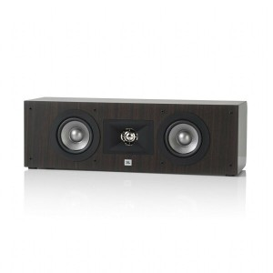 (お取り寄せ)JBL 2×10cm 2way Center Speaker STUDIO 225C BRN