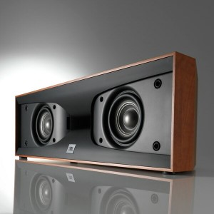 (お取り寄せ)JBL 2×10cm 2way Center Speaker STUDIO 520CCH