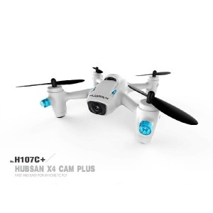 Hubsan H107C+ 2.4G Drone Mini RC Quadcopter