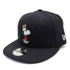 【ニューエラ キッズ/NEW ERA KIDS/キッズ/帽子】 9FIFTY PEANUTS JOE COOL NY CAP