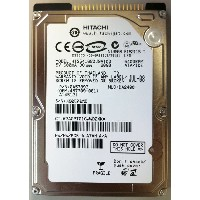 【HGST】(リファービッシュ)日立 2.5inch HDD 80GB IDE(PATA) HTS541680J9AT00