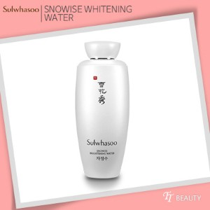 [Sulwhasoo]ソルファス 雪花秀  滋晶水/Snowise EX Whitening Water125ml/化粧水//韓国コスメ/韓国コスメ