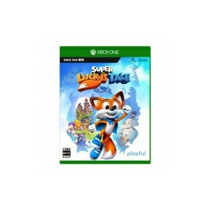 Game Soft (Xbox One) / Super Lucky's Tale 【GAME】