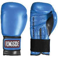 Ringside Youth Extreme フィットネス Boxing グローブ, ブルー (海外取寄せ品)