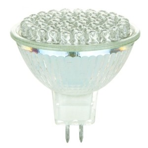 Sunlite mr16 / 54led / 2.7 W / gu5.3 / 12 V / W LED 12-volt 2.7-watt gu5.3 based mr16ランプ MR16/54LED...