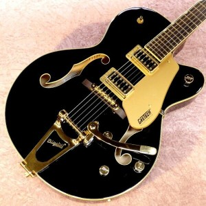 Gretsch グレッチ G5420TG-FSR Electromatic Hollow Body Single-Cut with Bigsby Black【シングルカット】【ビグスビー】【送料無料】
