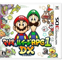 3DS マリオ&ルイージRPG1 DX[任天堂]【送料無料】《10月予約》