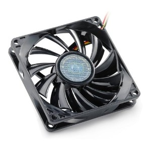 Cooler Master Case Fan ブラック R4-SPS-20AK-GP